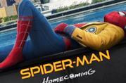 La locandina di Spider-Man: Homecoming