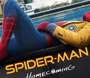 La locandina di Spider-Man: Homecoming