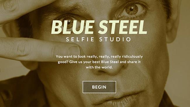 Blue Steel Selfie Studio è l'app per la promozione di Zoolander 2