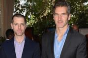 D. B. Weiss e David Benioff a un evento ufficiale