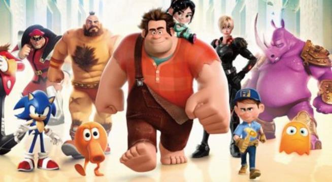 Ralph Spaccatutto: il film della Disney dove compare anche Super Mario Bros.