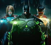 Batman, Superman e Supergirl sono i protagonisti di Injustice 2