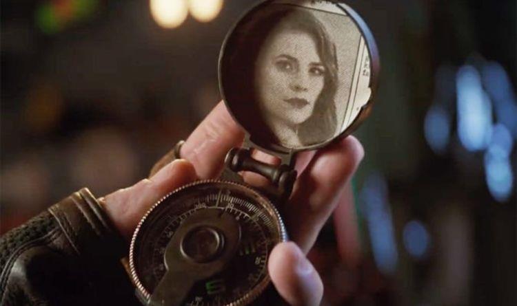 La foto di Peggy Carter nel trailer di Avengers: Endgame