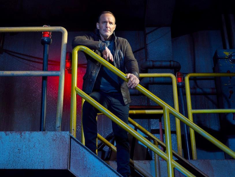 Phil Coulson in Marvel's Agents of S.H.I.E.L.D.