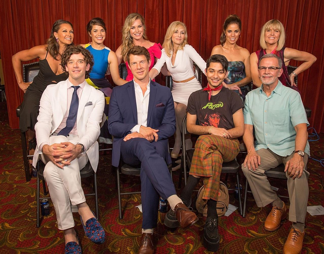 Il cast di Ugly Betty all'ATX Television Festival in Austin (2016)
