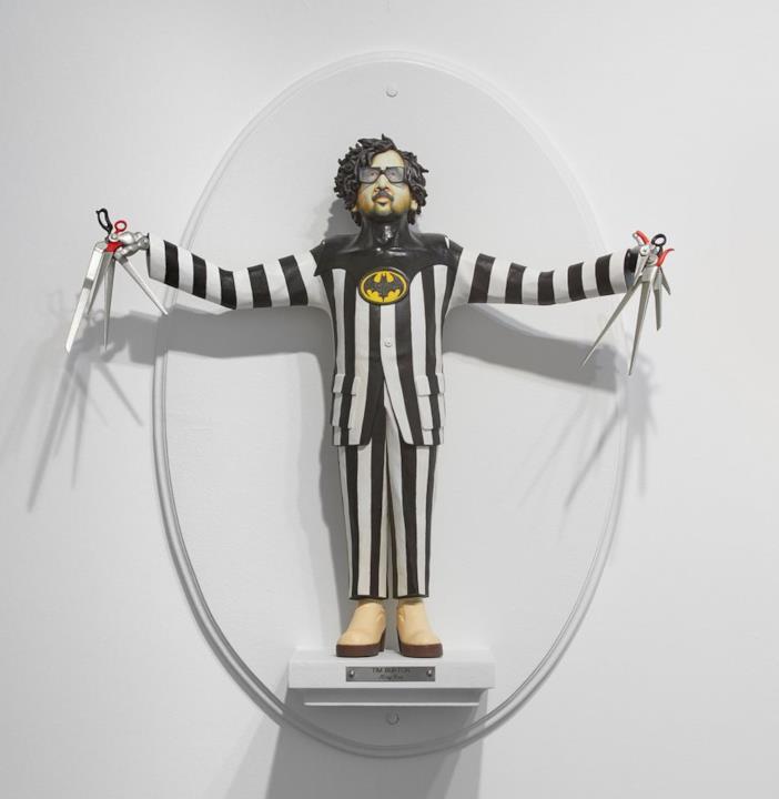 La statuetta di Tim Burton