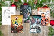 Alcuni dei fumetti da regalare a Natale 2019