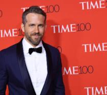 L'attore di origine canadese Ryan Reynolds