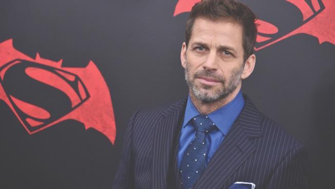 Zack Snyder alla prima di Batman v Superman: Dawn of Justice