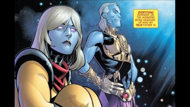 Voyager è la figlia del Grandmaster