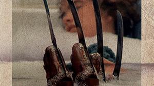 Gli artigli di Freddy nella vasca da bagno
