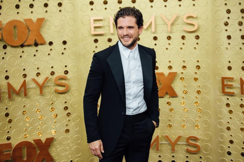 Kit Harington agli Emmy 2019