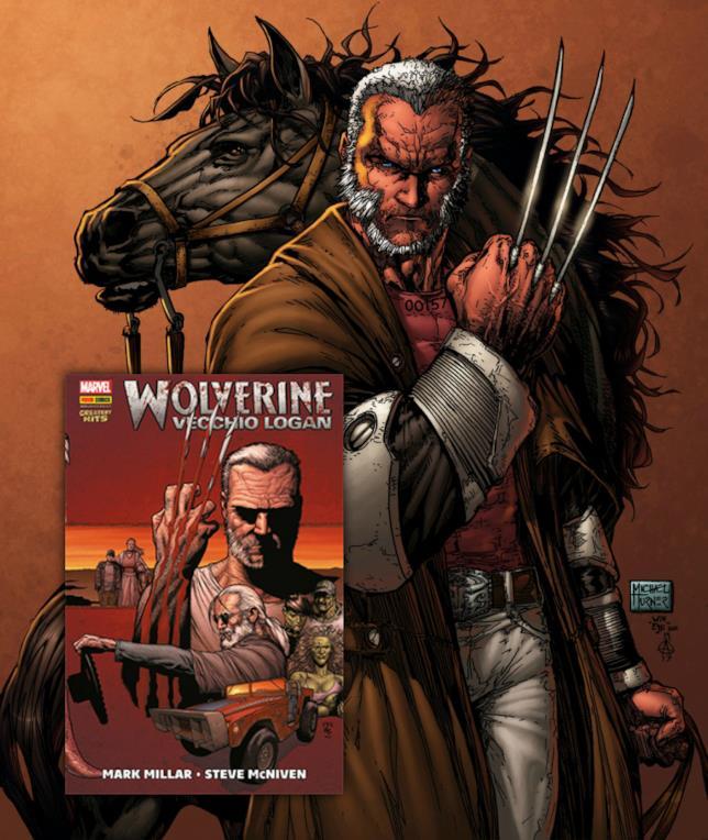 L'edizione italiana definitiva di Wolverine: Vecchio Logan