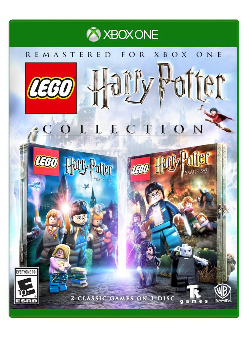 La boxart di LEGO Harry Potter Collection per Xbox One