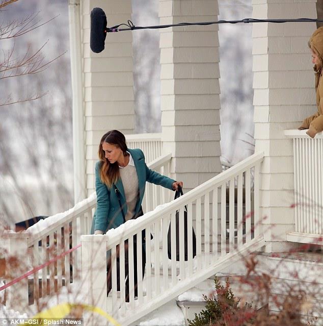 La casa di Frances in Divorce