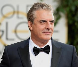 L'attore Chris Noth