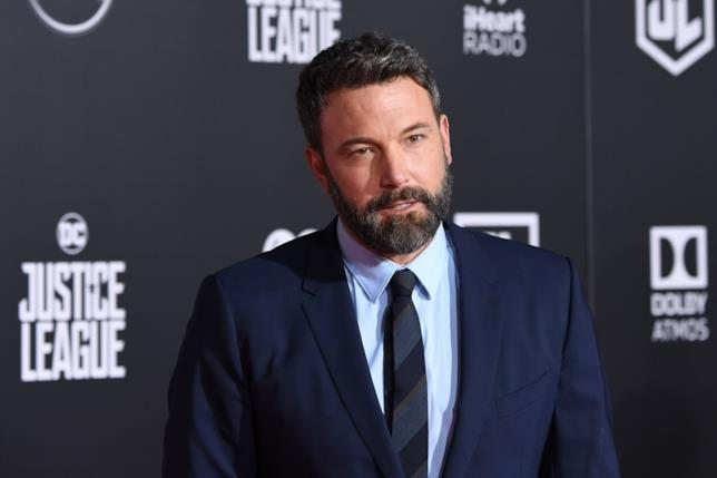 Ben Affleck in primo piano