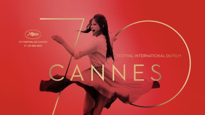 Il poster di Cannes 70