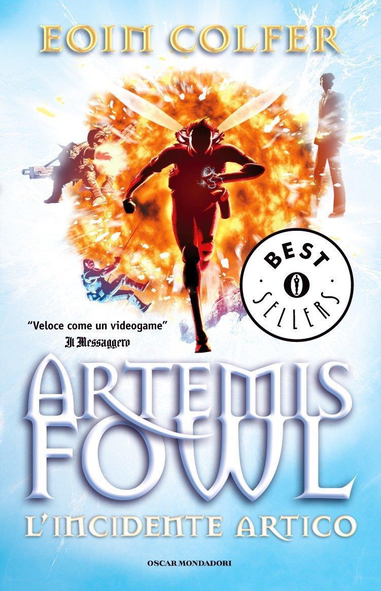 Il secondo romanzo di Artemis Fowl