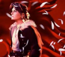 Concept art promozionale di Final Fantasy VIII
