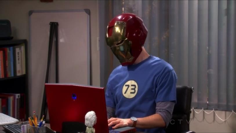 The Big Bang Theory 6x09