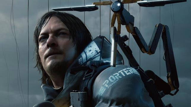 Death Sranding uscirà l'anno prossimo su PS4?