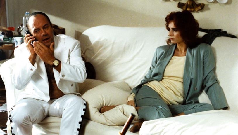 Carlo Verdone e Francesca Neri nel film