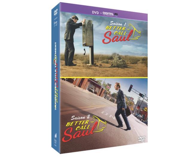 Il dvd di Better Call Saul