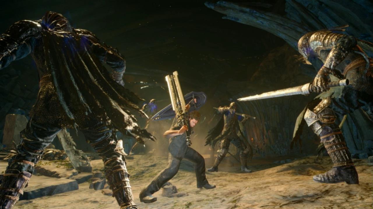 Final Fantasy XV si espande con Episode: Gladio