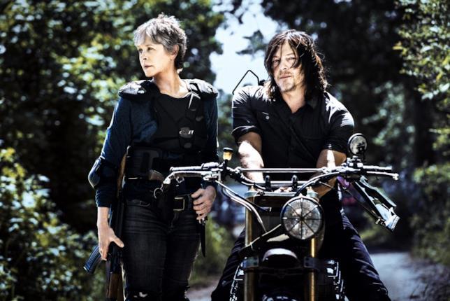 TWD 8: Carol e Daryl