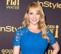 Melissa Rauch ai Golden Globe