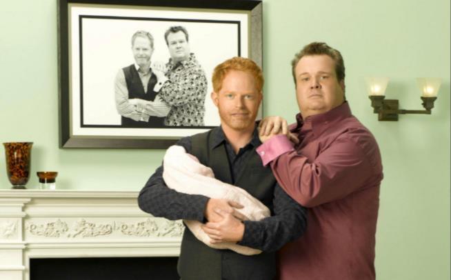 Cameron e Mitchell, la coppia gay di Modern Family