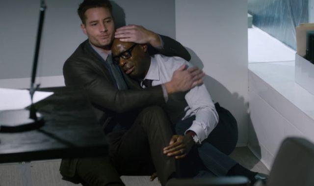 Kevin e Randall nella prima stagione di This Is Us