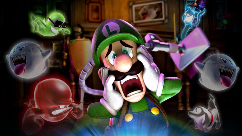 Luigi's Mansion 3 uscirà ad Halloween su Nintendo Switch