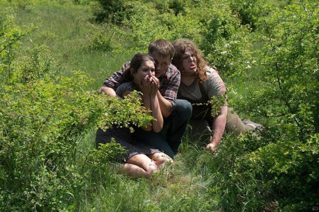Lizzy, Jackson e Bud sono tre dei protagonisti di Leatherface