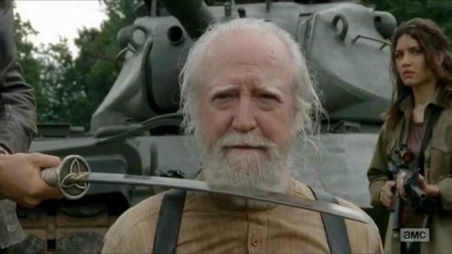 Hershel The Walking Dead