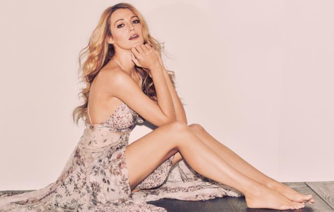 Una foto sensuale di Blake Lively