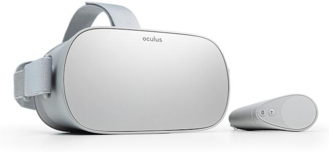 Tutti gli sconti su Oculus Go per il Black Friday