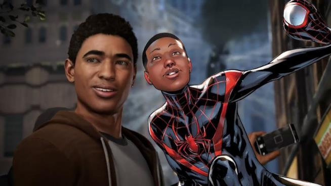 Miles Morales nei fumetti e nel videogioco di Spider-Man per PS4