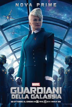 Il character poster di Nova Prime