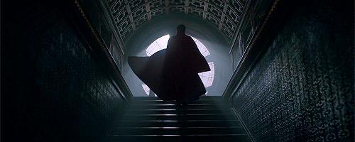 Doctor Strange e il mantello