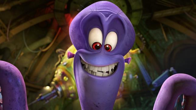 Dottor Octavius Tentacoli alias Dave