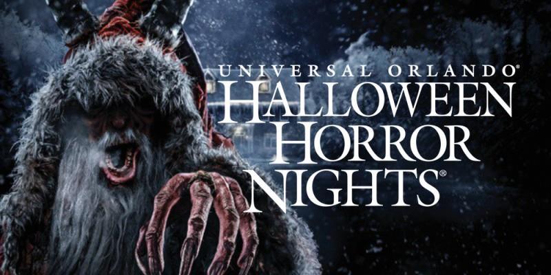 Il poster delle Halloween Horror Nights Universal Orlando
