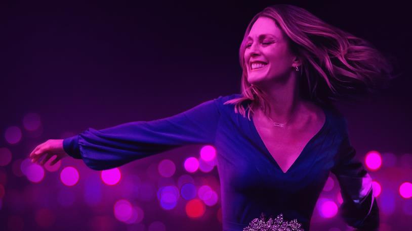 Julianne Moore nei panni di Gloria