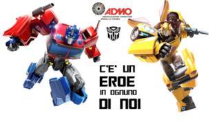 Transformers insieme ad ADMO