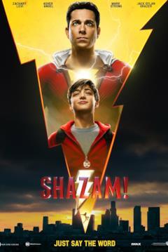 Billy e il suo alter-ego in Shazam!