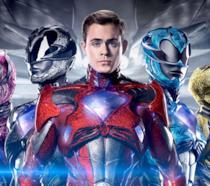 I Power Rangers scoprono i loro poteri in due nuovi spot televisivi