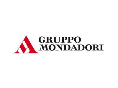 Il logo del Gruppo Mondadori
