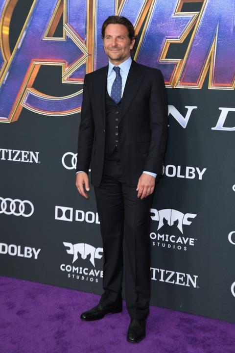 Bradley Cooper sul red carpet di Avengers: Endgame