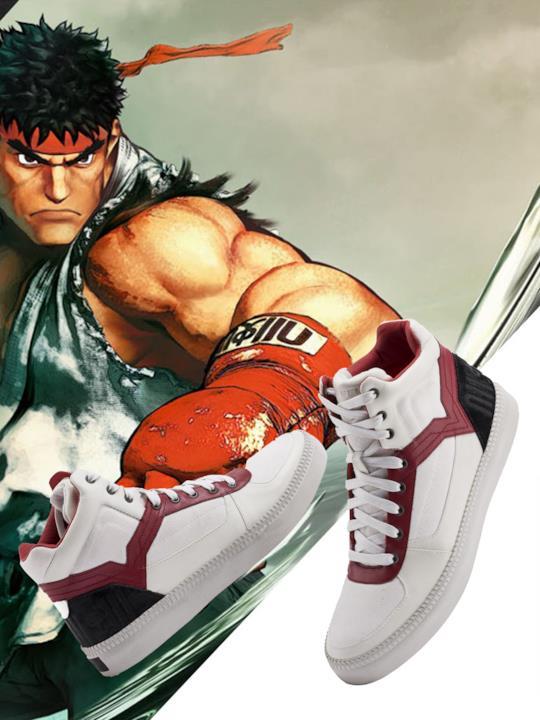 30 anni di Street Fighter... ai piedi